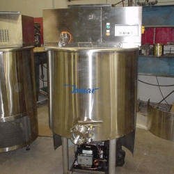 Stainless Steel Vat Assembly - Manufacturing Services - IA