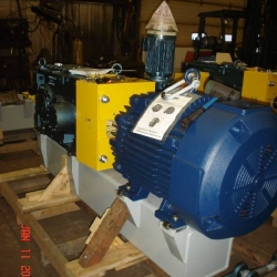 Generator Assembly Services - Barnes Manufacturing - Iowa