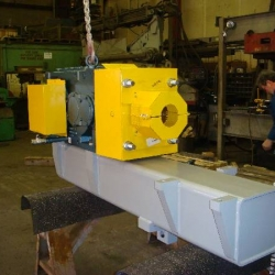 Generator Assembly - Barnes Manufacturing - Marion, Iowa
