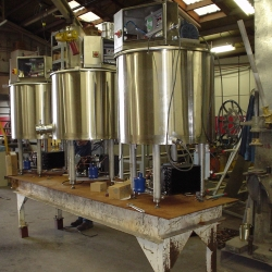 Food Production Equipment Fabrication and Machining Services