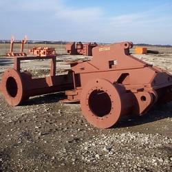 Landfill Compactor Welding