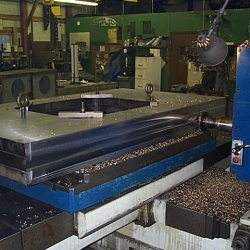 Milling Large Component