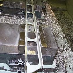 Milled Rail
