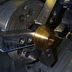 Brass Cone