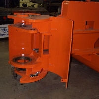 Machining for Landfill Compactor Primecoat