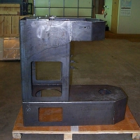 Short Run Part Welding and Fabrication - Barnes Manufacturing