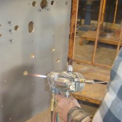 Zinc Metallizing