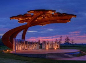 Lowe Park Amphitheater