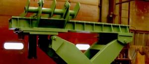 custom scissor lift by barnes mfg