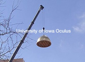 university of iowa oculus rebuild