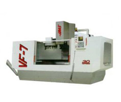 Haas VF 7 Mill Barnes Manufacturing