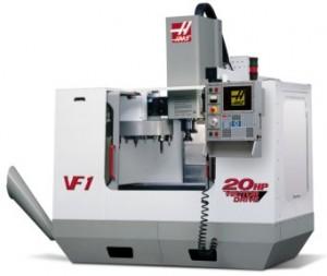 Haas VF 1B mill