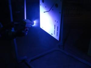 safe zinc metalizing