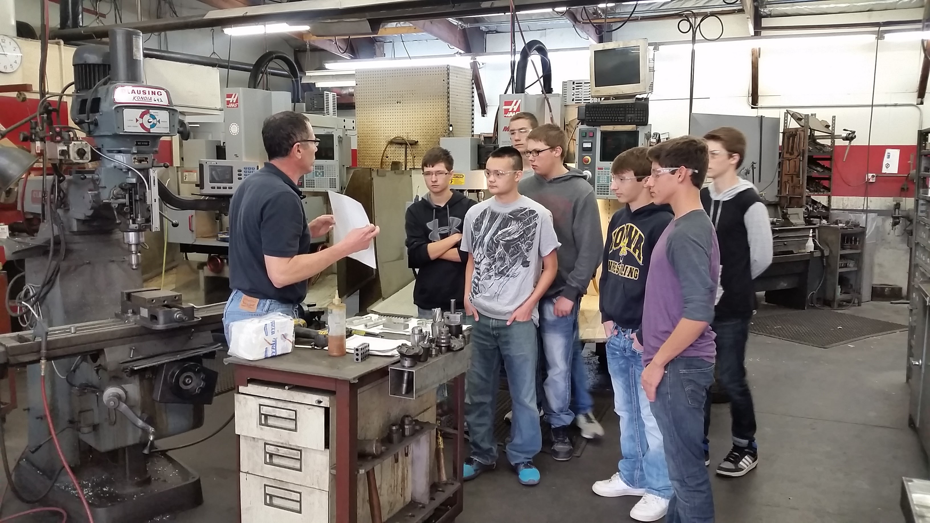 Manufacturing Careers - Marion, IA - Barnes Manufacturing