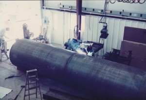 CARBON STEEL SMOKE STACK LINER - 3