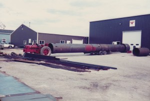 CARBON STEEL SMOKE STACK LINER - 4