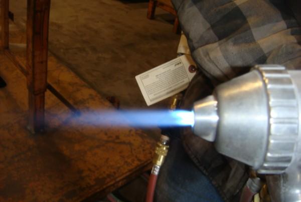 Zinc Metallizing - Thermal Spray - Marion and Cedar Rapids, IA Barnes Manufacturing
