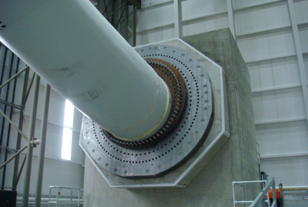 Manufacturing Services for Wind Energy - Iowa - Barnes Manufacturing