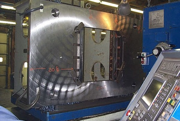 CNC Machining Services - Iowa - Barnes Manufacturing